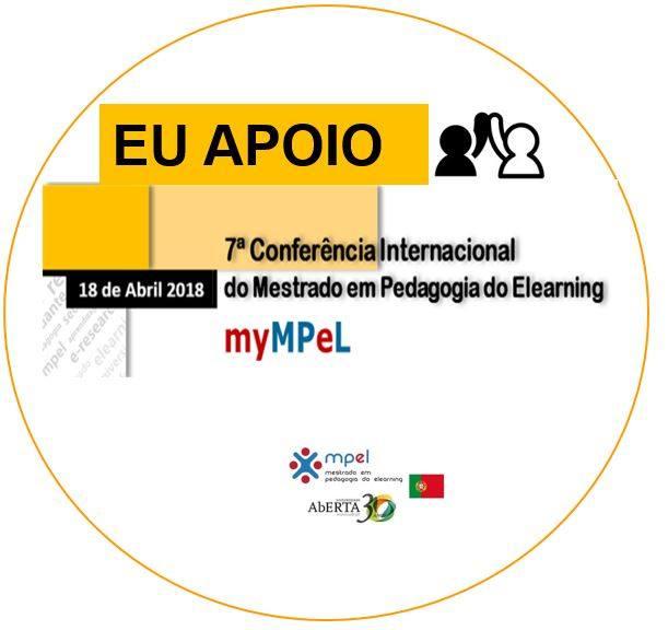 7.ª Conferência do MPEL - Mestrado em Pedagogia do eLearning