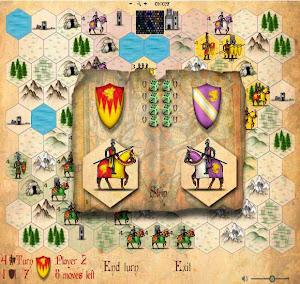 Flash-игра Medieval Wars