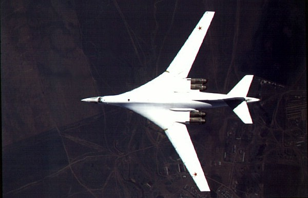 Tu-160 Blackjack Russia Heavy Bomber