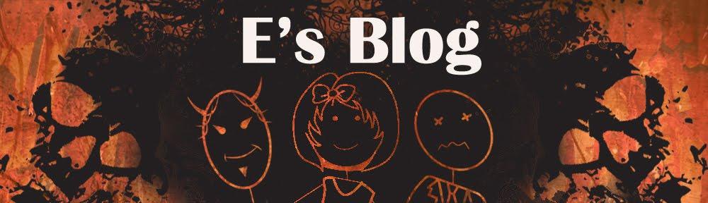 E's blog