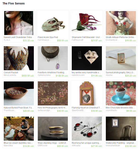 www.etsy.com/treasury/MjU0MjgzMzh8MjcyMjkzOTQ1MQ/the-five-senses