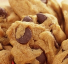 Mini Cookies con Chips de Chocolate