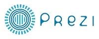 Logo programu Prezi