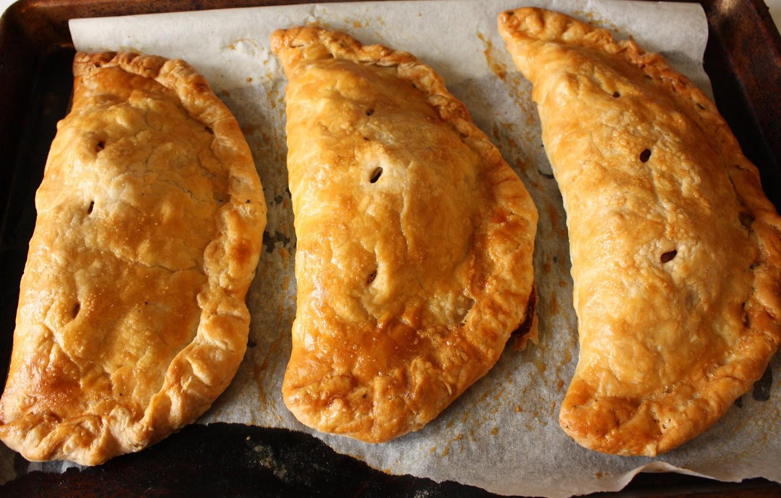 Cornish Pasty Recipe — Dishmaps