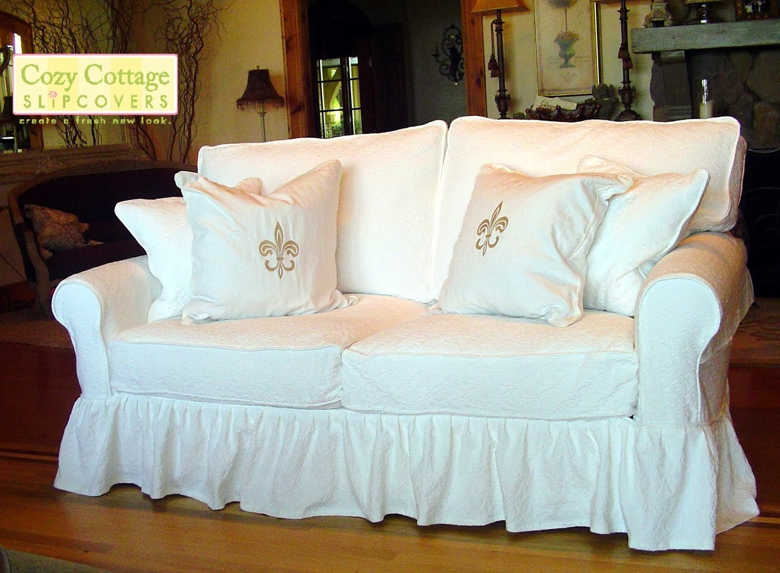 cordings with slip couch news love for marys custom cover and any online made sofa pottery slipcovers seat barn piping covers seater loveseat basic contrast