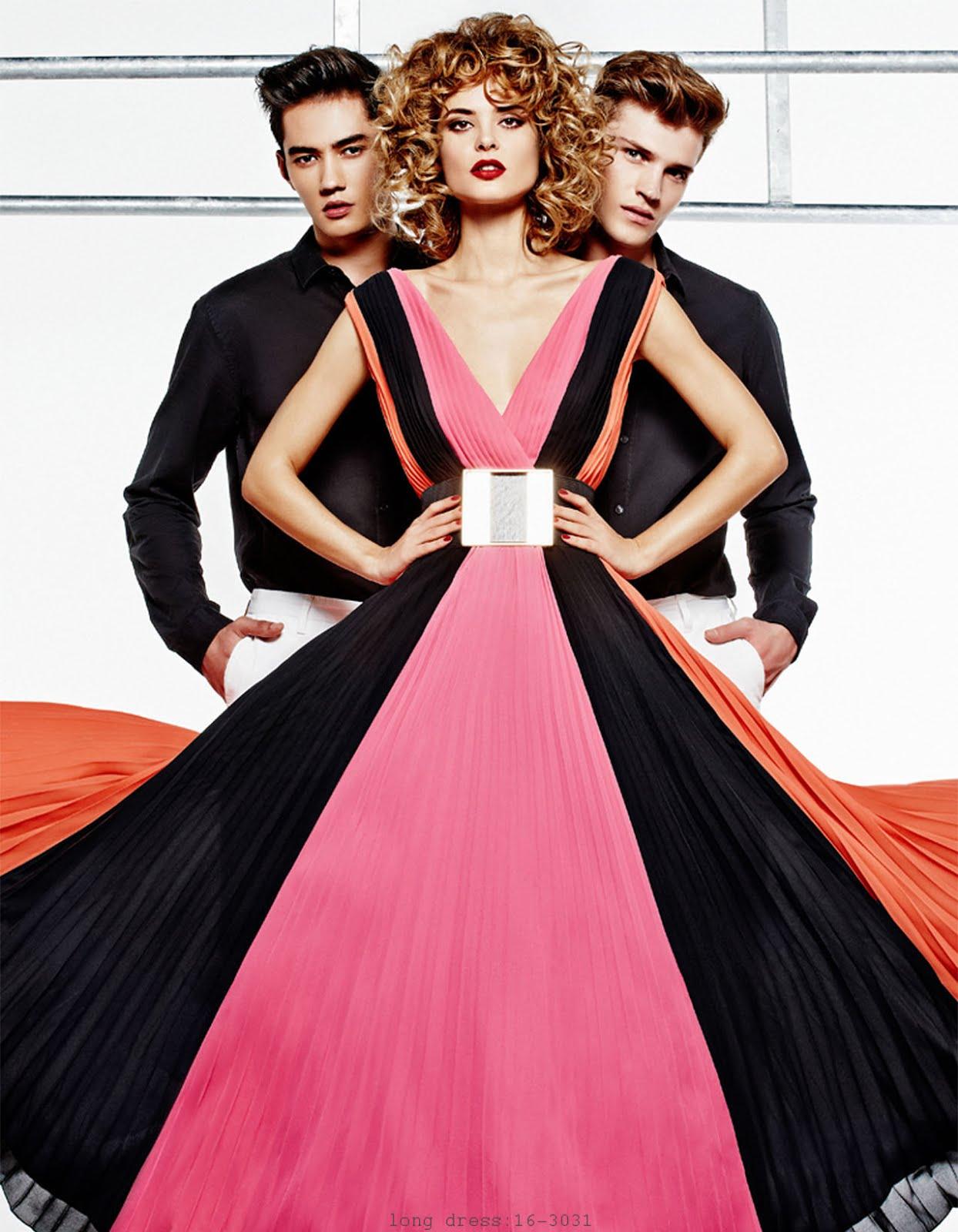Cocteil φορεμα S/S 2016