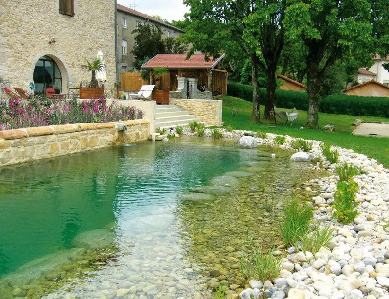 permacultura autosuficiencia y tecnolog a piscinas naturales