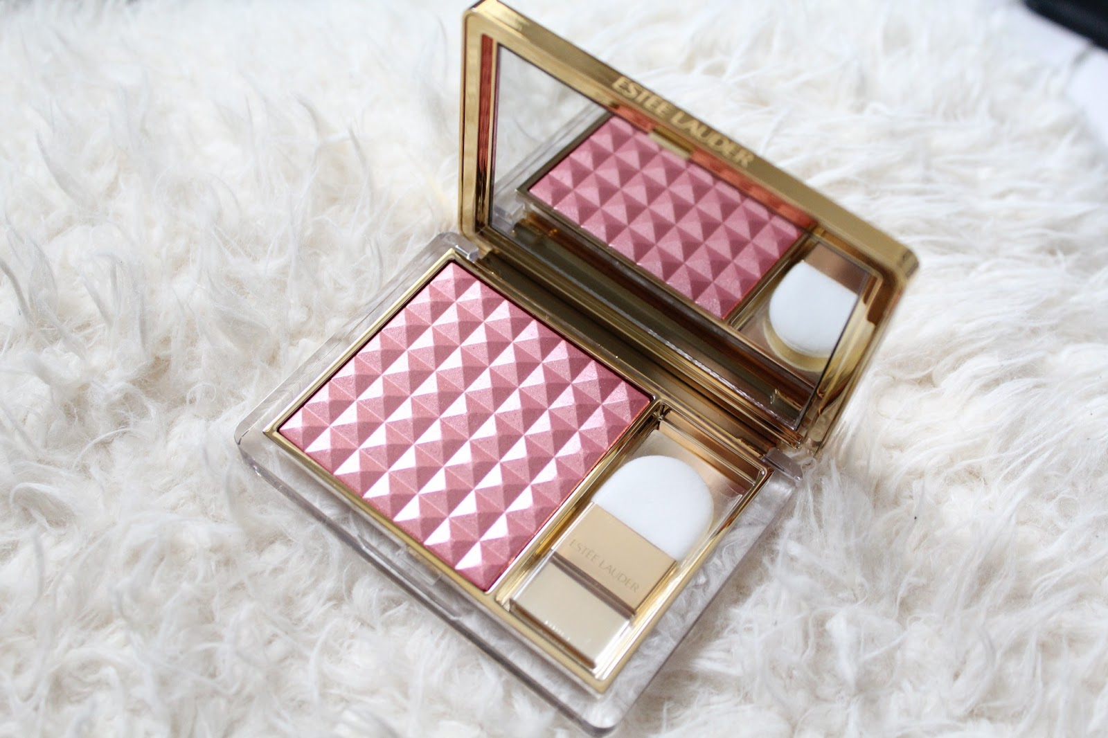 Estee Lauder Blush in Tease
