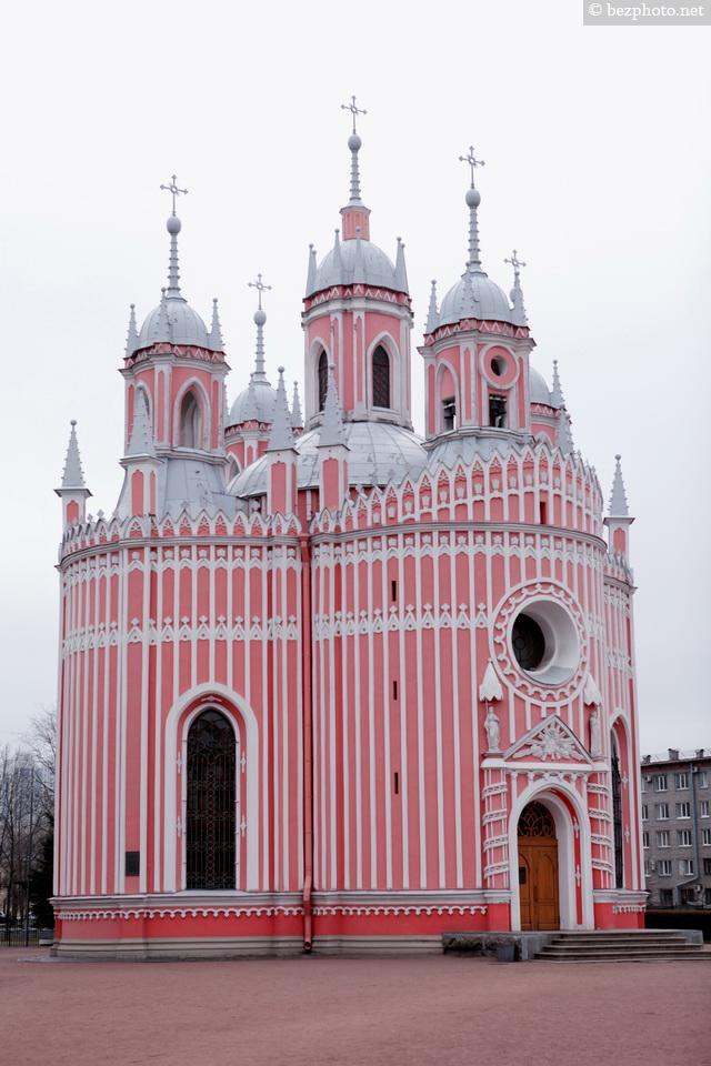 рождества иоанна предтечи чесменская церковь