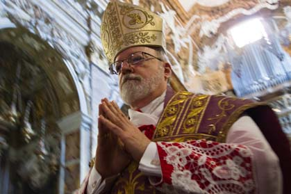 Boston Cardinal Sean O'Malley a real contender for head of the Catholic Church