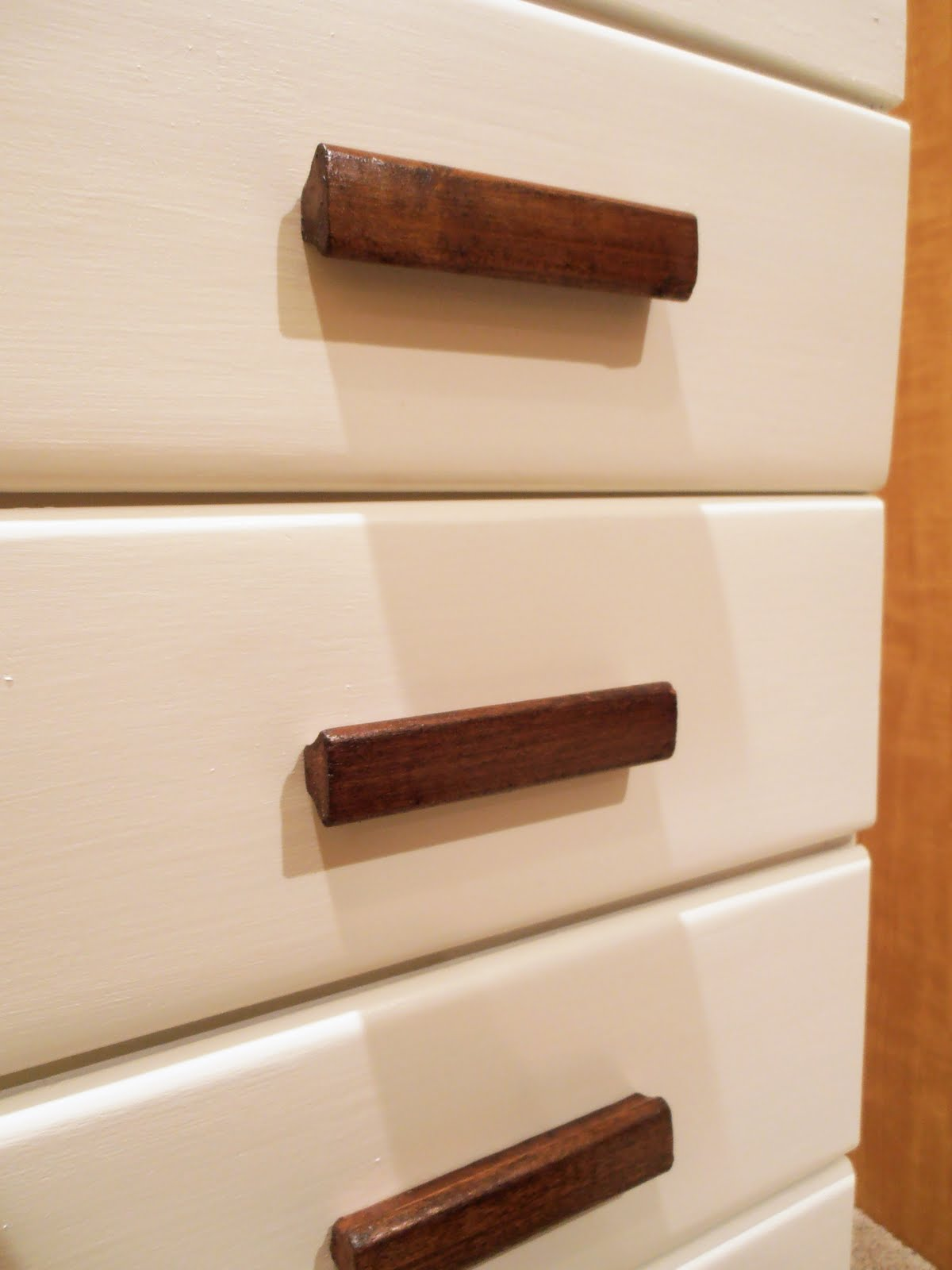 Wooden Furniture Hardware ~ Drawer pulls solid bronze classic pullkitchen