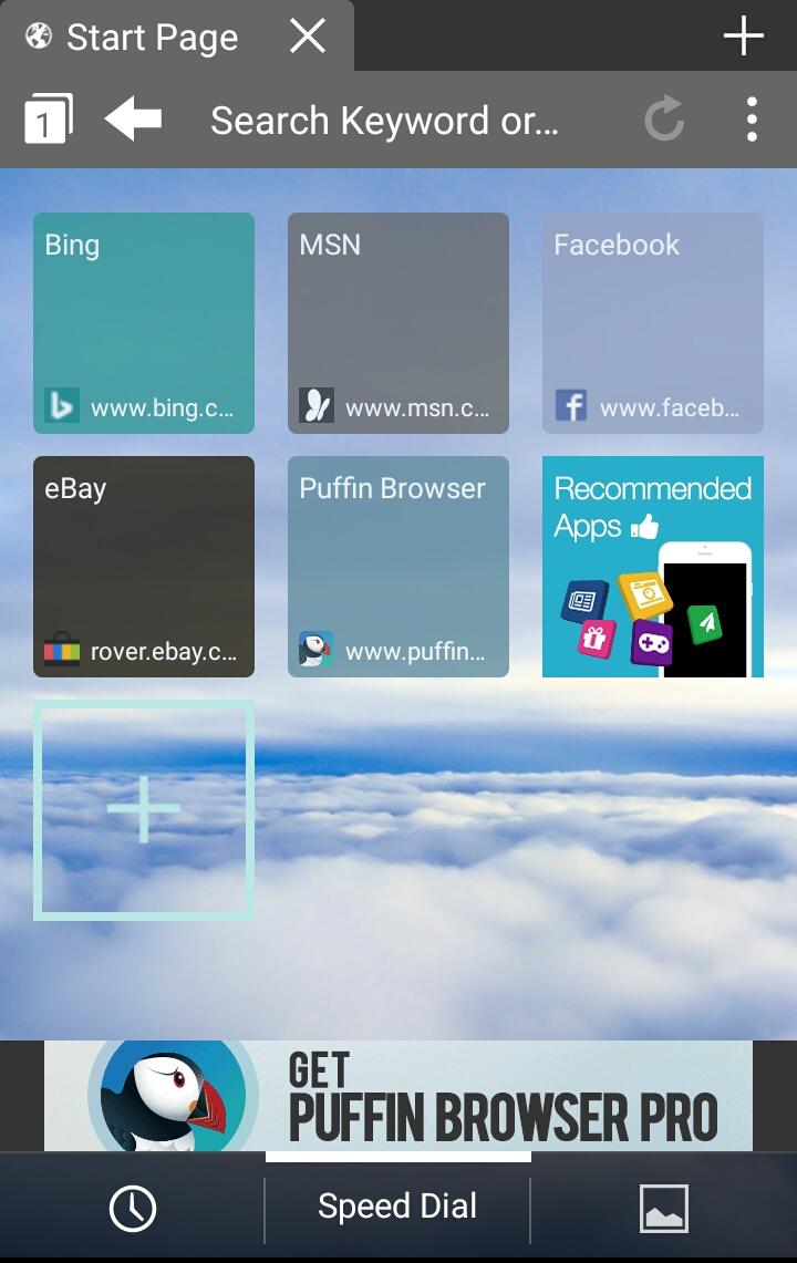 Puffin Browser Для Андроид