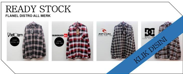 Stock Flanel