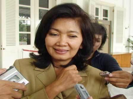 Sarwo Handayani atau Bu Yani Calon Wakil Gubernur DKI Jakarta