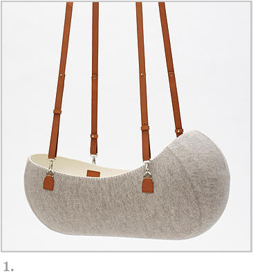 Little Nest Swinging Cradle