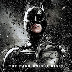 Dark Knight Rises Twitter Icon