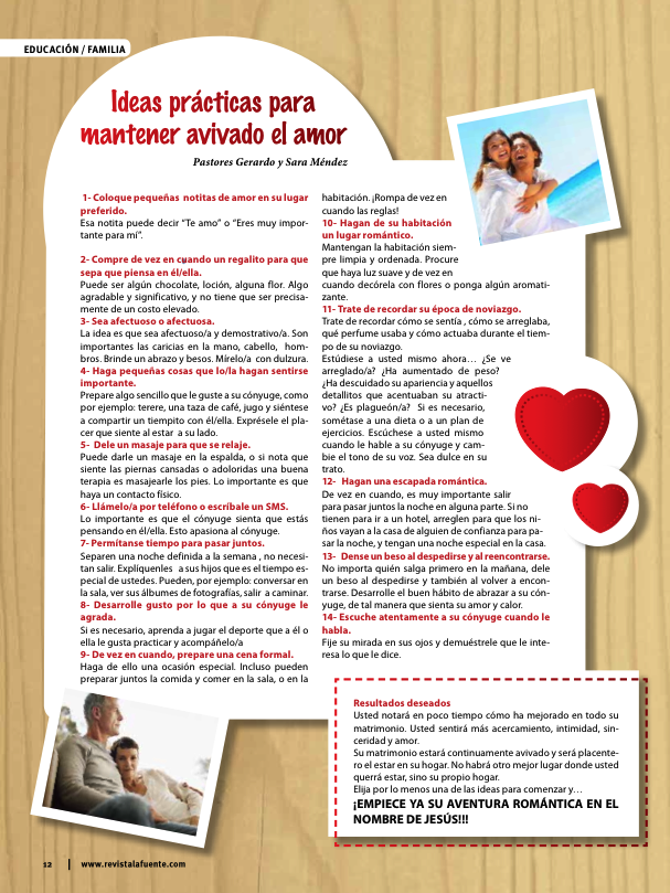 14 peque as ideas para invertir en tu matrimonio revista - Ideas para invertir ...