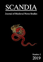 Scandia: Journal of Medieval Norse Studies