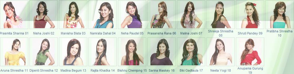 Miss Nepal 2011