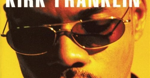 Somente Capa De CD: Kirk Franklin - The Nu Nation Project