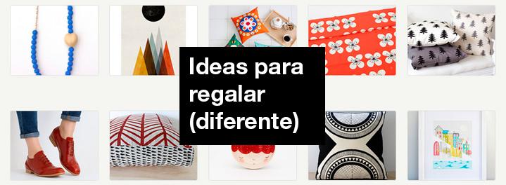 Ideas para regalar (diferente)