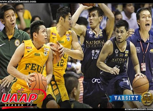 UAAP 77 FINALS Preview: FEU Tamaraws vs. NU Bulldogs