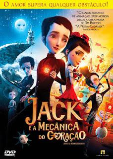 Jack e a Mecânica do Coração - DVDRip Dual Áudio