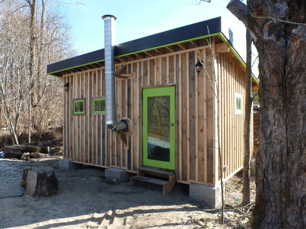 Ben S Natural Building Rocket Mass Heater Design Build