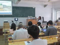 Seminar về thiết bị đo lường trong hệ thống XLNT