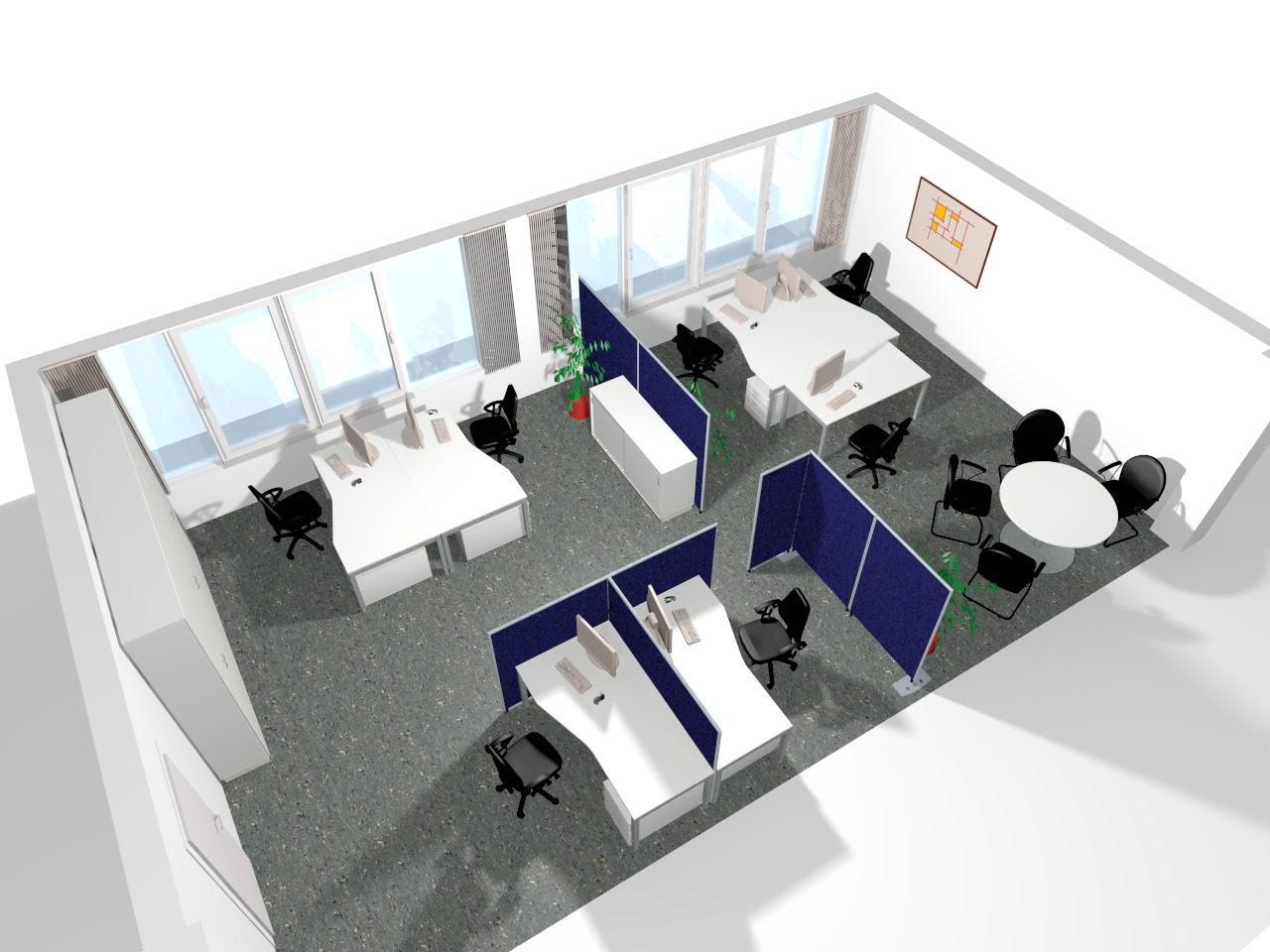 Schön Büromöbel Planer Fotos - Hauptinnenideen - kakados.com