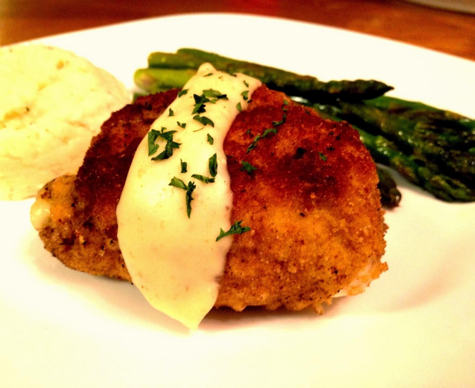 Recipes chicken cordon bleu