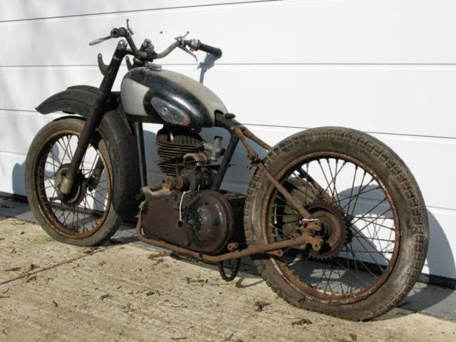 1947 royal enfield motorcycle for sale