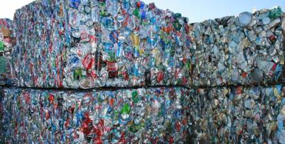 Gestión de Residuos - Reciclaje de latas