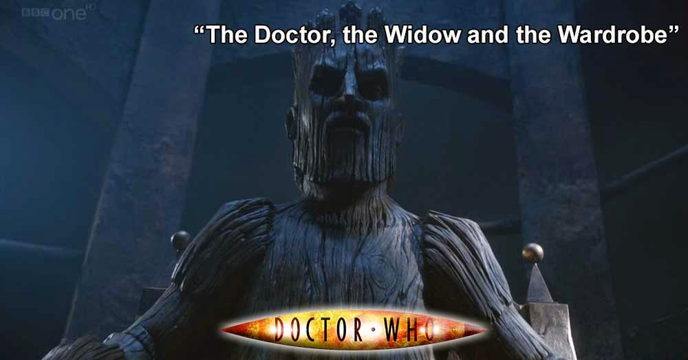 Doctor Who 225: The Doctor, the Widow and the Wardrobe