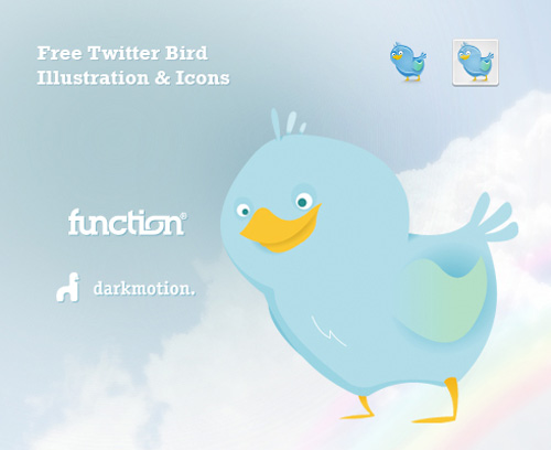 wefunction twitter 15 Beautiful Twitter Icons And Buttons