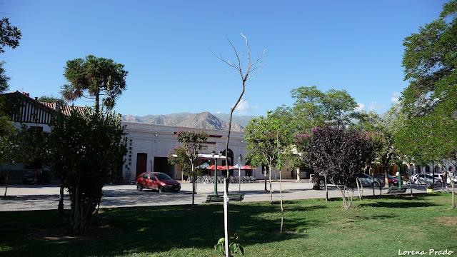 Plaza 20 de Febrero, Cafayate, Salta