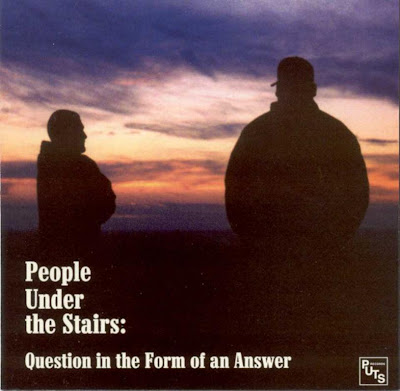 People Under The Stairs – Question In The Form Of An Answer (CD) (2000) (FLAC + 320 kbps)