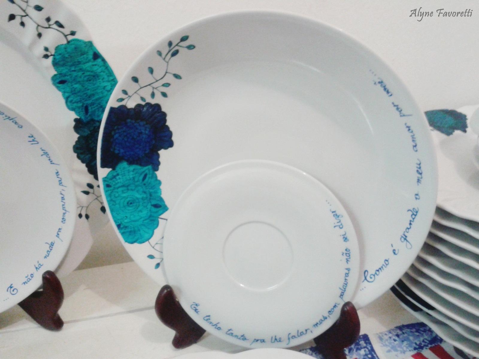 Alyne Favoretti: Aparelho de Jantar para 12 pessoas personalizado para  #197781 1600x1200