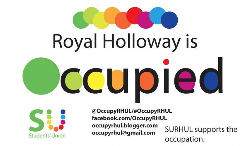 OccupyRHUL