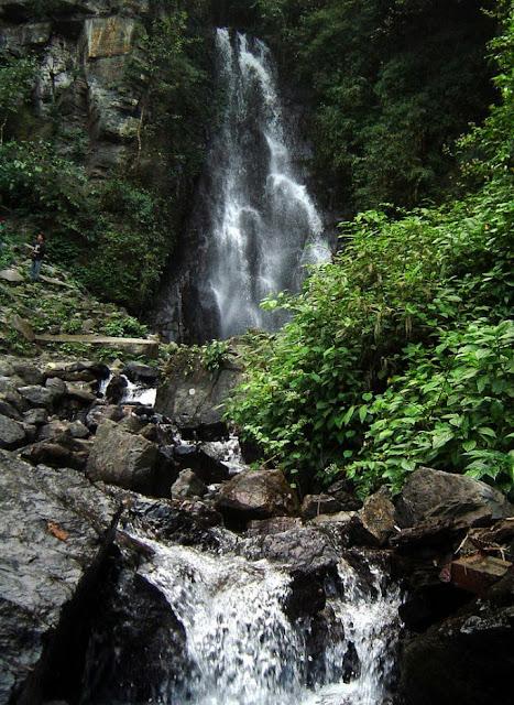 leimaram waterfall manipur
