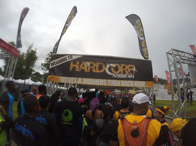 IN THE SPOLIGHT: 'HARDCORE CARIBBEAN' MILITARY-STYLE FITNESS CHALLENGE; OCTOBER 2015, SANTA CRUZ!