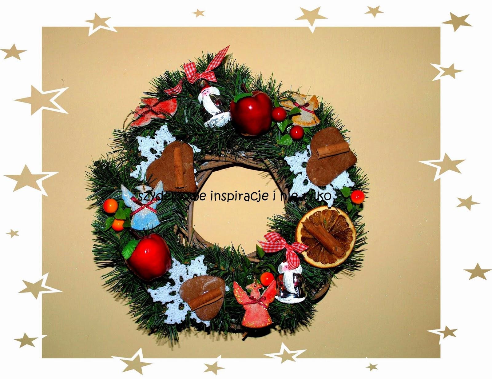 Ostatnie ozdoby świąteczne