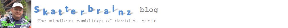 Skatterbrainz Blog