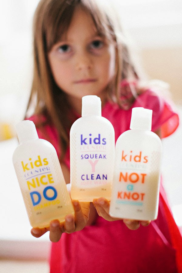 The Beauty Counter - Kidscounter Bath Collection