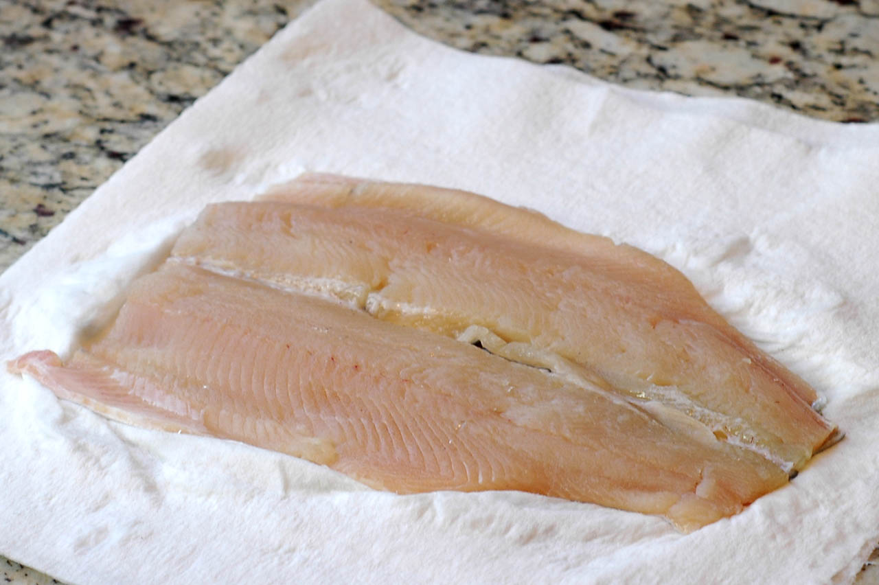 how to cook rainbow trout fillets on the grill