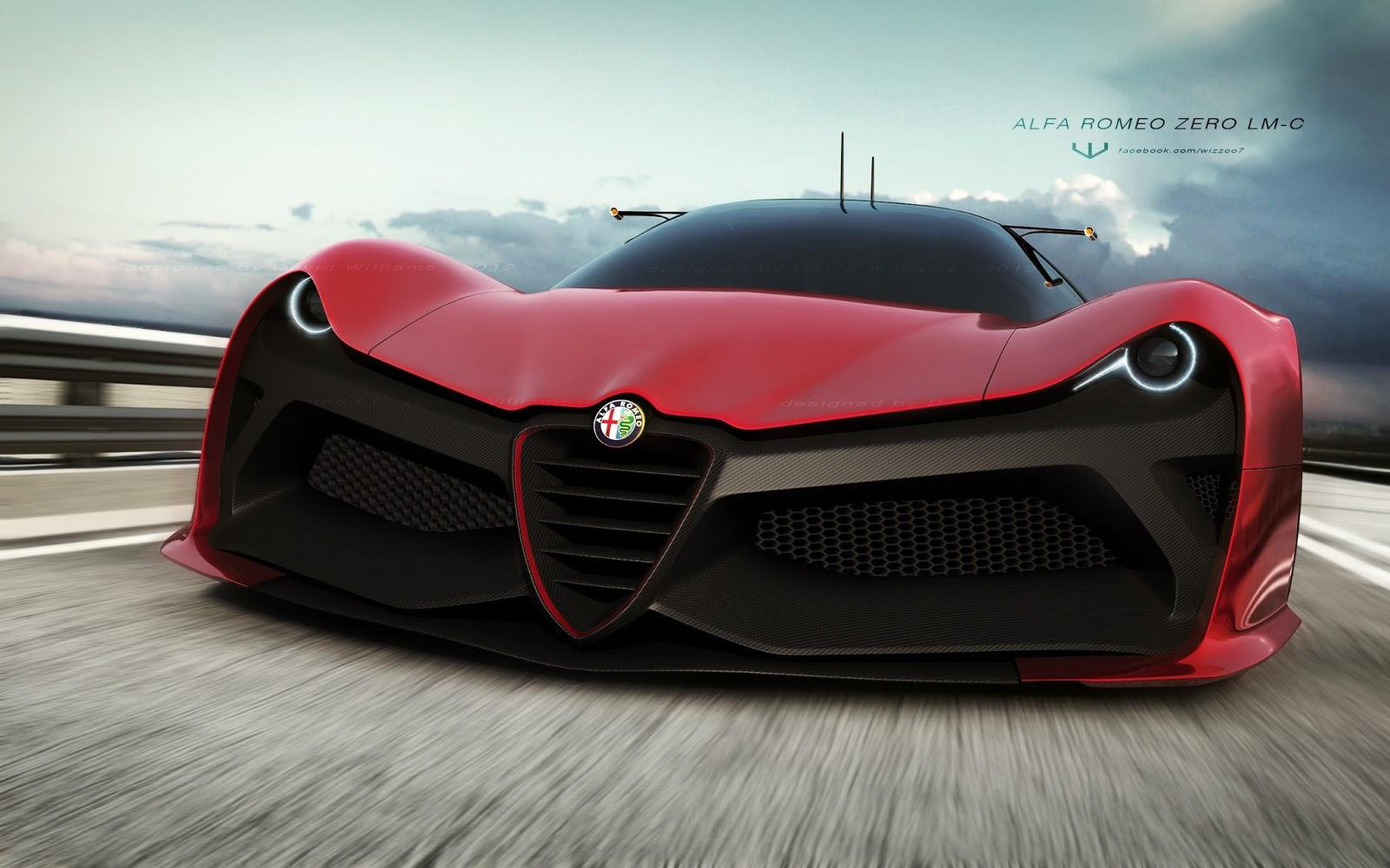 Alfa romeo render zero 2560x1600