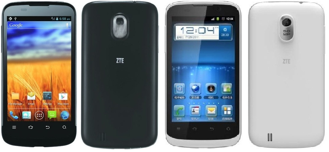 zte blade 3 android smiling visitant here