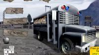 لعبة سيارة نقل السجناء