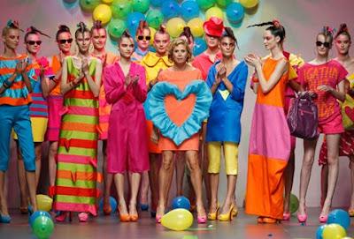 Fashion studio magazine agatha ruiz de la prada - Carrelage agatha ruiz dela prada ...