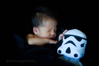 Green Pear Diaries, fotografía, Trish McCoy, bebé, Star Wars, Star Wars baby